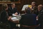 Puig se reúne con el director general de Emergencias y la consellera de Obras Públicas para analizar la situación de alerta por temporal.