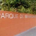 Se cierran al público todos los parques y jardines de la ciudad que tienen valla por el fuerte viento.