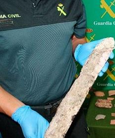 También se encontraron monedas antiguas.