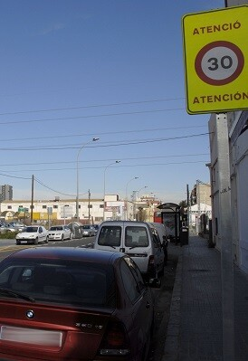 Todas las acciones van encaminadas a reforzar la seguridad del peatón en La Torre Real de Madrid.