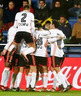 Tres puntos para el Valencia muy importantes. (Foto-Lázaro de la Peña).