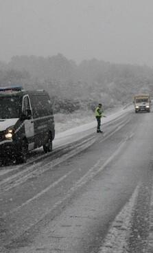 Valencia y Alicante estarán en aviso rojo por nieve.