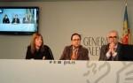conseller de Hacienda y Modelo Económico, Vicent Soler,