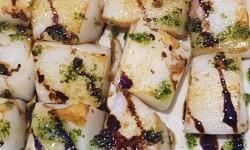 tacos de sepia a la plancha con salsa merri y modenaarroceria la plaza (95)