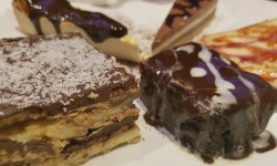 tartas chocolate postres Reapertura de la arroceria la plaza (146)