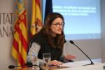 vicepresidenta y portavoz del Consell, Mónica Oltra