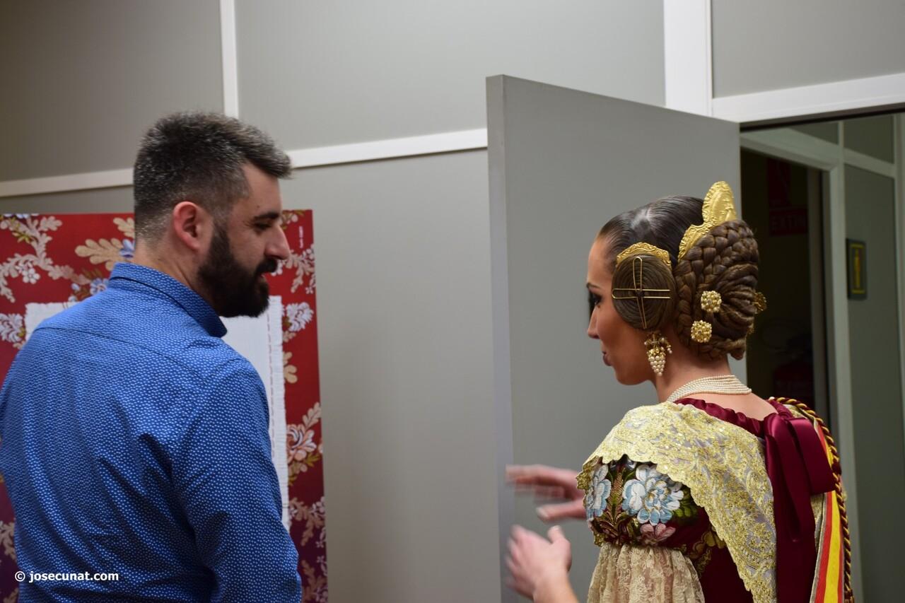 'Nit del Espolín', un espectáculo que unirá la artesanía sedera y la pirotécnia (3)