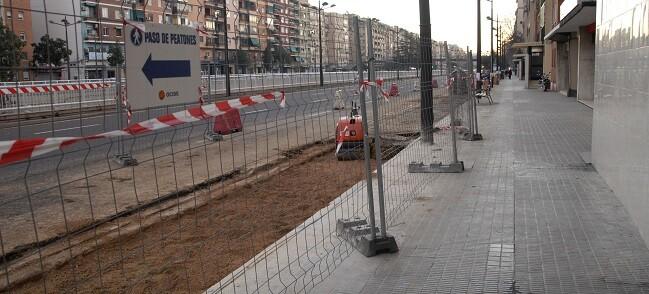 0204 Carril bici de la avenida del Cid.