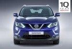 Secrets of success: Nissan reveals key numbers which helped Qashqai deliver 10 years of crossover leadership