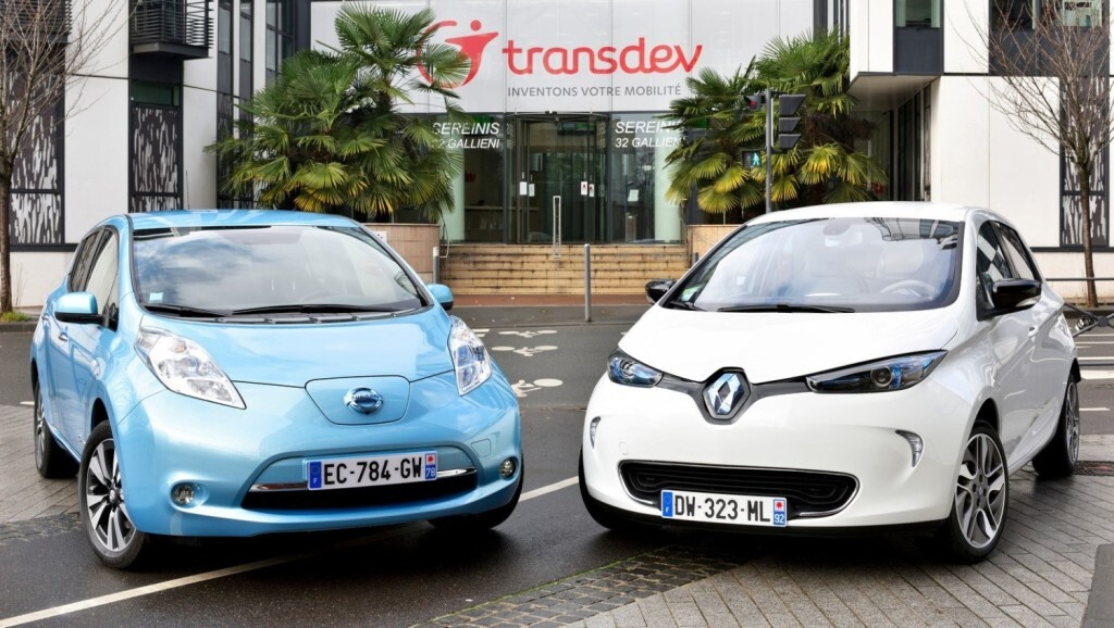 Renault-Nissan Alliance and Transdev to jointly develop driverless vehicle fleet system for future public and on-demand transportation