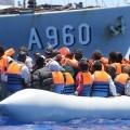 ACNUR revela que el cierre de fronteras en Europa hace que los refugiados tomen rutas más peligrosas.