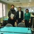 Aguas de Alicante dona 20 equipos informáticos para la formación de personas en riesgo de exclusión social.