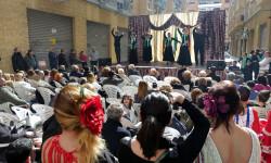 Alboraya proclama sus reinas y damas andaluzas (1)