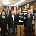 Alcaraz apuesta por formar una alianza de municipios e instituciones que trabajen por la regeneración democrática y la ética pública.