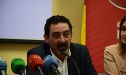 Alejandro Rodríguez, manager de Relaciones Institucionales Levante de Heineken 'Nit del Espolín', un espectáculo que unirá la artesanía sedera y la pirotécnia (35)