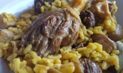 Arroz meloso de pato con setas (11)