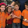 Campeonato de Ajedrez escolar por equipos 'Valencia Cuna'.