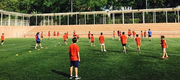 Campus Estadio del Turia.