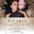 Cartel DUO Rosa - version definitiva