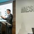 Cinco colegios de Valencia participan en el debate preuniversitario 'El poder de las palabras'.