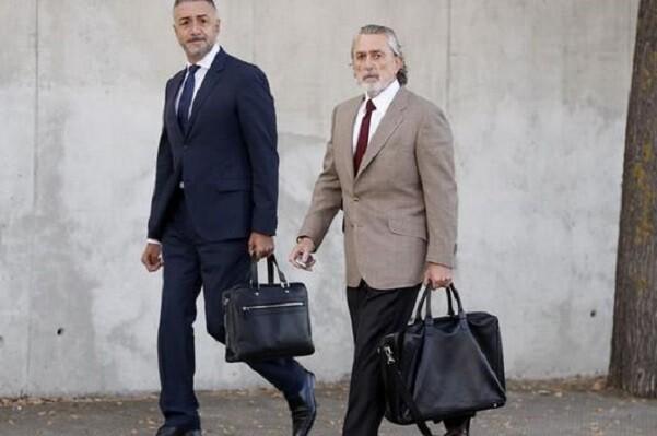 Crespo, Correa y Álvaro Pérez 'El Bigotes' condenados a prisión por la trama Gürtel en Fitur entre 2005 y 2009.