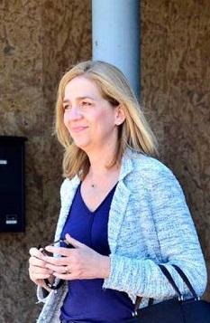 Cristina de Borbón se libra de la cárcel.