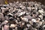 Desarticulan una organización dedicada al robo de catalizadores de vehículos en España y Francia que también actuaba en Valencia.