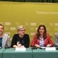 Diputación y Ayuntamiento afianzan la colaboración en la promoción turísitica y la oferta gastronómica, deportiva y cultural.