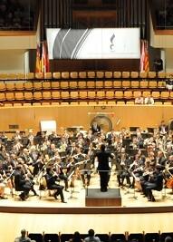 El 131 certamen Internacional de bandas de Música se desarrollará en el Palau de la Música.