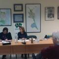 El Ayuntamiento inicia la ronda de reuniones con las asociaciones vecinales para explicar las mejoras en la programación de limpieza.