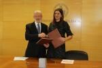 El Ayuntamiento y la Universitat de València suman esfuerzos para la lucha contra el desempleo de los titulados universitarios.