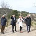 El Consell recupera el trazado original de la Vía Verde de Ojos Negros en el tramo urbano de Altura.