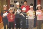 El Torneo Escolar de Ajedrez de Nuevo Centro llega a su recta final.
