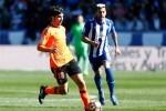 El Valencia CF cae ante el Alavés y rompe su buena racha (2-1). (Foto-Lázaro de la Peña).