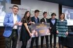 """El colegio Escolapias de Valencia gana el primer debate preuniversitario """"El poder de las palabras""""."""