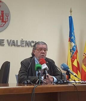 """El concejal de Hacienda, Ramón Vilar, insta a que se modifique la normativa actual también en el sentido de evitar la llamada especulación rápida o """"pelotazos""""."""