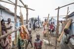 El hambre azota a unas 100.000 personas en Sudán del Sur según la ONU. (Foto OIM-Bannon).