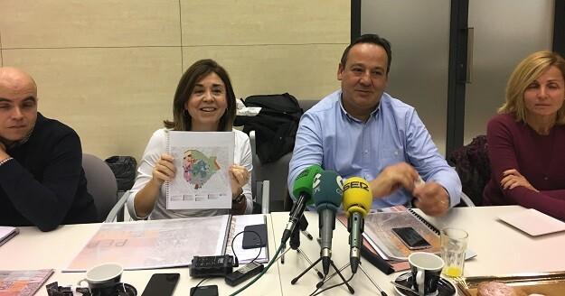 El nuevo Plan Especial de Protección de Ciutat Vella recogerá en un único texto la profusión de documentos y planes sobre el distrito.