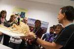 El próximo sábado, 4 de febrero, tendrá lugar en las instalaciones del Oceanogràfic de Valencia, la jornada del 'Día del Profesor'.