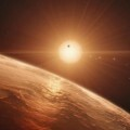 Detectan un sistema estelar cercano con siete planetas similares a la Tierra