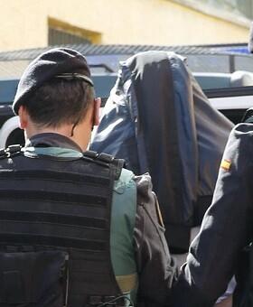 Entre los contactos del detenido, aparecen delincuentes relacionados con el narcotráfico y otros investigados por terrorismo en países de la Unión Europea.