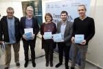 Eugenio Calabuig, presidente de la fundación Aguas de Valencia, participa en la presentación del libro 'Parc Natural de l'Albufera. 30 anys, 30 mirades'.