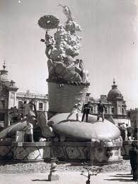 Falla So Nelo. 1946. (Foto-juansoler.blog)