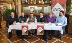 Francesc Colomer, Manuel Espinar, CONHOSTUR Mario Sánchez (Requena), Fernando Benlliure (Utiel), Santiago Mas (Siete Aguas) y Alejandro Portero (Chera) (1)
