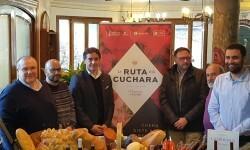 Francesc Colomer, Manuel Espinar, CONHOSTUR Mario Sánchez (Requena), Fernando Benlliure (Utiel), Santiago Mas (Siete Aguas) y Alejandro Portero (Chera) (3)