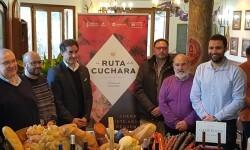 Francesc Colomer, Manuel Espinar, CONHOSTUR Mario Sánchez (Requena), Fernando Benlliure (Utiel), Santiago Mas (Siete Aguas) y Alejandro Portero (Chera) (5)