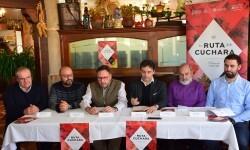 Francesc Colomer, Manuel Espinar, CONHOSTUR Mario Sánchez (Requena), Fernando Benlliure (Utiel), Santiago Mas (Siete Aguas) y Alejandro Portero (Chera) (6)