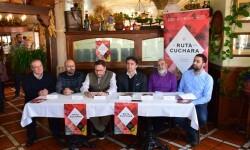 Francesc Colomer, Manuel Espinar, CONHOSTUR Mario Sánchez (Requena), Fernando Benlliure (Utiel), Santiago Mas (Siete Aguas) y Alejandro Portero (Chera) (7)