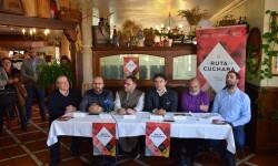 Francesc Colomer, Manuel Espinar, CONHOSTUR Mario Sánchez (Requena), Fernando Benlliure (Utiel), Santiago Mas (Siete Aguas) y Alejandro Portero (Chera) (8)