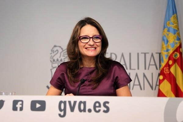 Igualdad concederá por primera vez ayudas a los ayuntamientos para promover los derechos de los niños y niñas. Mónica Oltra.